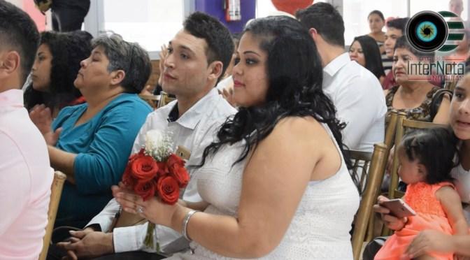ENAMORADOS SE CASAN ESTE 14 DE FEBRERO EN MATRIMONIOS COLECTIVOS DE CADEREYTA