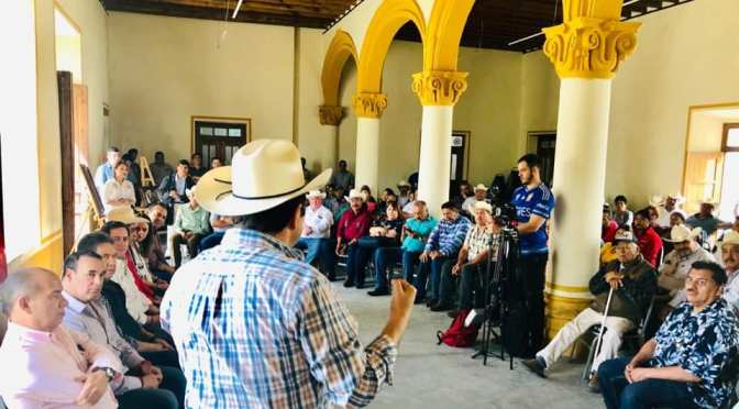 DIPUTADO FEDERAL DEL DISTRITO 09, JUAN ESPINOZA EGUÍA DA INICIO A LAS ACTIVIDADES POR EL 100 ANIVERSARIO LUCTUOSO DE EMILIANO ZAPATA EN LA CNC.