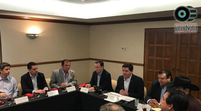NOMBRAN A LIC. LUIS EDUARDO CAVAZOS MORALES COMO PRESIDENTE DEL CONSEJO ESTATAL AGROPECUARIO DE N.L. SIENDO EL PRIMER  ALLENDENSE  QUE PRESIDE ESTE ORGANISMO.