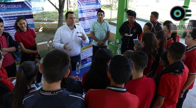 LLEVAN A CABO FERIA EDUCATIVA EN LA COMUNIDAD DE ATONGO EN CADEREYTA N.L.