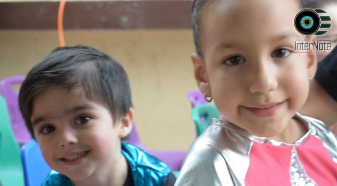 """REALIZAN RONDAS INFANTILES POR PARTE DE """"CRECIENDO JUNTOS"""" ALLENDE N.L."""