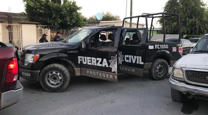 ELEMENTOS DE FUERZA CIVIL PIERDE LA VIDA TRAS ATAQUE