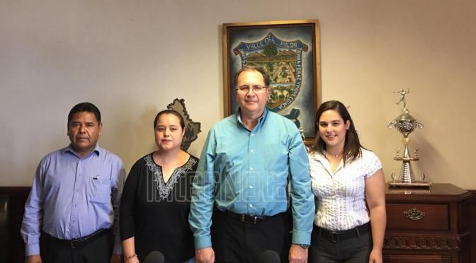 PRESENTAN A NUEVOS FUNCIONARIOS PÚBLICOS EN EL MUNICIPIO DE MONTEMORELOS N.L.