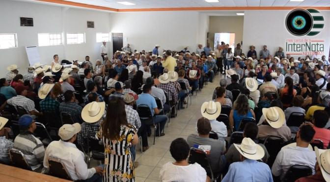 LLEVAN A CABO EL PROGRAMA DE DESARROLLO TERRITORIAL EN RAYONES, N.L.