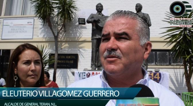 ALCALDE ELEUTERIO VILLAGÓMEZ GUERRERO PRESENTA EN LA CIUDAD DE MÉXICO UN PROYECTO PARA MEJORAR LAS CONDICIONES DEL BASURERO MUNICIPAL DE GENERAL TERÁN.