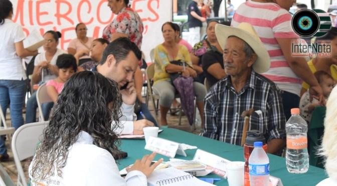 FAMILIAS BUSCAN APOYOS PARA SU HOGAR A TRAVÉS DEL PROGRAMA EL MIÉRCOLES NOS VEMOS, EN ALLENDE N.L.