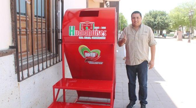 EL MUNICIPIO DE HUALAHUISES SE SUMA A LA RECOLECCIÓN DE TAPARROSCAS EN APOYO A LAS PERSONAS QUE RECIBEN QUIMIOTERAPIAS.