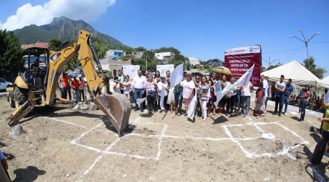 INICIAN CONSTRUCCIÓN DE NUEVO CENTRO DIF EN GUADALUPE
