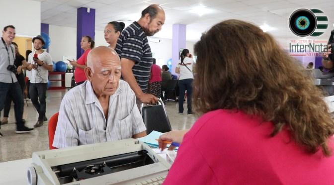 LLEVAN A CABO BRIGADA DEL ADULTO MAYOR EN CADEREYTA, JIMÉNEZ N.L.