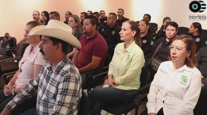 REALIZAN DIPLOMADO PARA DIPLOMADO PARA IMPLEMENTAR DE ACCIONES EN FAVOR DE NO A LA VIOLENCIA DE LAS MUJERES Y NIÑOS EN CADEREYTA N.L.