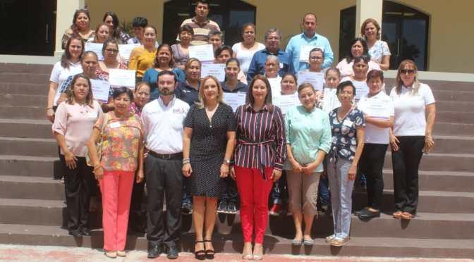 LLEVAN A CABO LA CAPACITACIÓN REGIONAL PARA MANEJADORES DE ALIMENTOS REGIÓN CITRÍCOLA.