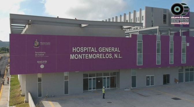 INAUGURAN HOSPITAL GENERAL DE MONTEMORELOS N.L.