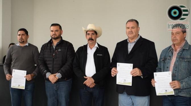 NOMBRAN A NUEVO DIRECTOR DE VIALIDAD Y TRÁNSITO DEL MUNICIPIO DE CADEREYTA.
