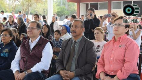 INSTALAN AGUA POTABLE EN LA ESCUELA SECUNDARIA PRESIDENTE CALLES EN MONTEMORELOS, N.L.