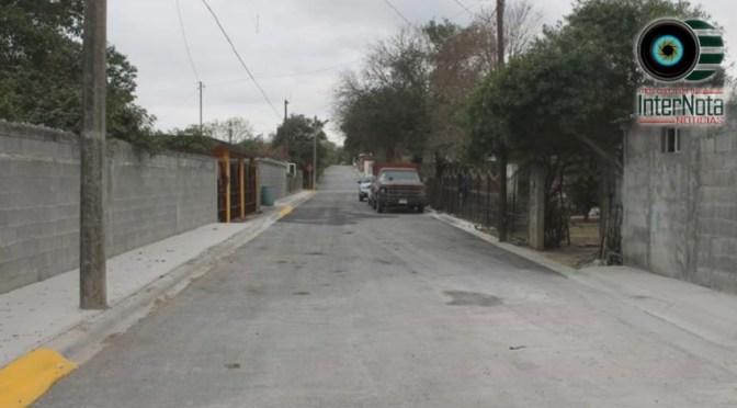 BENEFICIA MUNICIPIO DE HUALAHUISES A CIUDADANOS DEL BARRIO SANTA ROSA CON OBRAS DE CONCRETO HIDRÁULICO Y ASFALTO