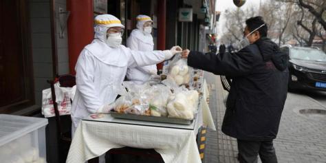 CHINA PROHÍBE ''COMPLETAMENTE'' COMERCIO Y CONSUMO DE ANIMALES SALVAJES.