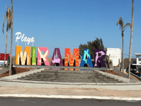 ARRESTO Y MULTA DE 3 MIL 500 PESOS A QUIENENES INGRESEN A PLAYA MIRAMAR