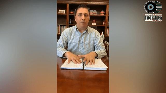 ALCALDE DE HUALAHUISES, N.L. BUSCARÁ COMO AYUDAR A PERSONAS QUE NO CUENTEN CON NINGÚN APOYO