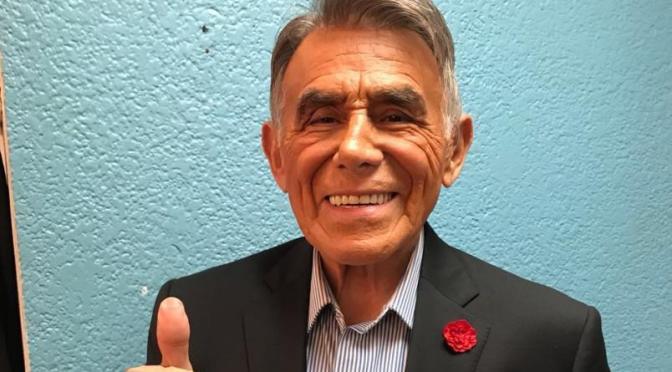 MUERE A LOS 81 AÑOS EL ACTOR Y COMEDIANTE HÉCTOR SUÁREZ