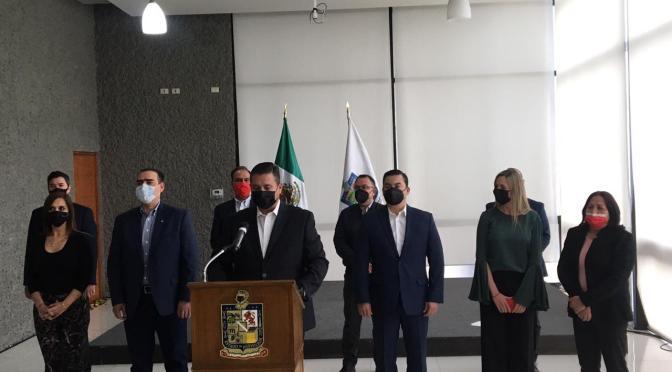 EN EL CONGRESO DEJA EL PARTIDO DE MV Y SE SUMA AL PRI EL SUPLENTE DE COLOSIO.