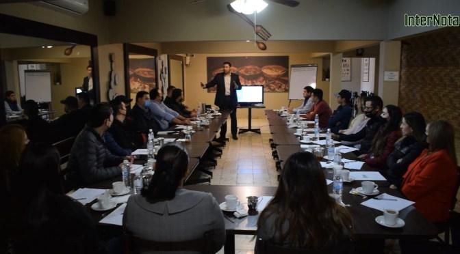 LLEVAN A CABO CAPACITACIÓN PARA LOS GERENTES DE EMPRESAS DEL MUNICIPIO DE ALLENDE, N.L.