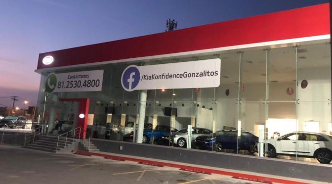 ROBAN VEHÍCULOS NUEVOS DE LA AGENCIA KIA.