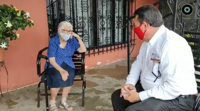 CALLETANO SILVA CANTÚ, CANDIDATO A LA ALCALDÍA DE GRAL. TERÁN, N.L. POR EL PRI CONTINÚA CON SUS RECORRIDOS POR LAS CALLES CÉNTRICAS DEL MUNICIPIO.
