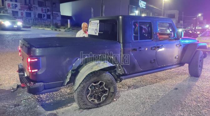 FUERTE ACCIDENTE VIAL DEJA A MENOR LESIONADO, CADEREYTA NL