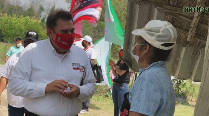 CANDIDATO A LA ALCALDÍA DE GRAL. TERÁN, N.L. POR EL PRI, CALLETANO SILVA CANTÚ BRINDARÁ MEJOR ATENCIÓN MEDICA PARA EL BIENESTAR DE LOS HABITANTES.