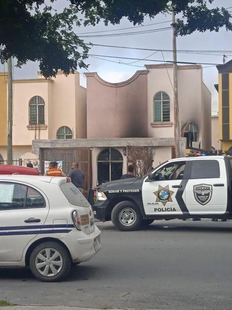 Foto: Bomberos Nuevo León