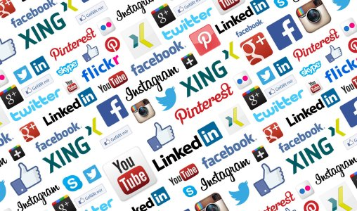 Here are tips for using social media to get a job!