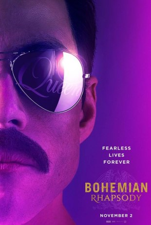 Find out what we have to say about the new trailer for Bohemian Rhapsody!