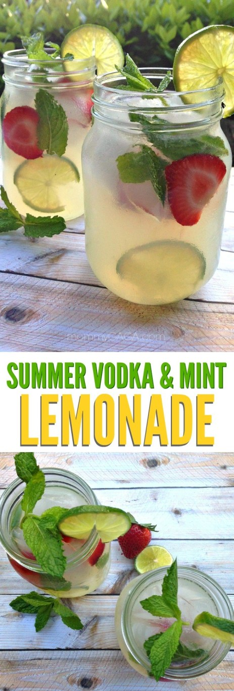 Try one of our favorite summer cocktail recipes!