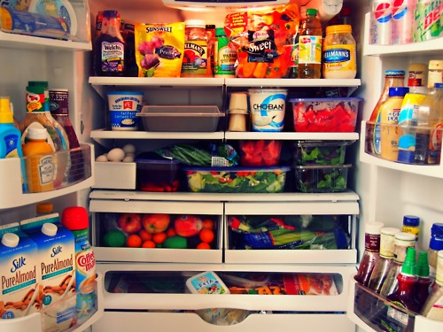 Check out the complete college grocery list for living on your own!