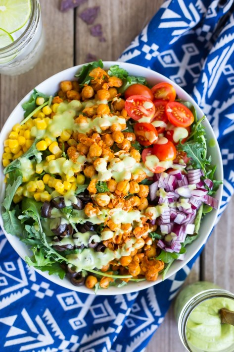 These delicious summer salad recipes are a perfect meal for a hot day!