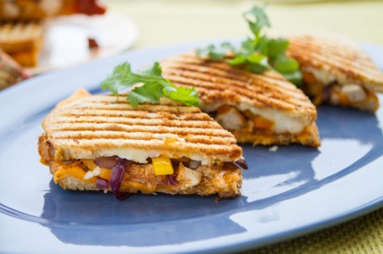 8. Chicken Shawarma Grilled Cheese | 12 Creative Grilled Cheese Recipes You Never Thought Of Until Now