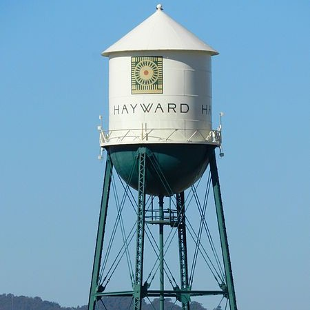 This is one of thesigns you grew up in Hayward Cali!