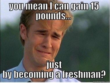 An Open Letter To All College Freshmen