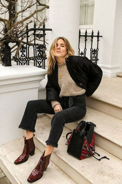 How To Wear Fall Boots This Season