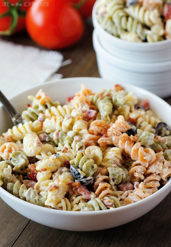 8 Easy Pasta Salad Recipes