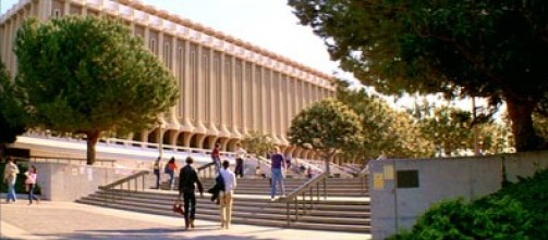 Places At UC Irvine That Have Doubled As A Hollywood Film Set
