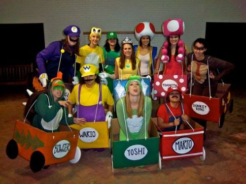 15 Group Halloween Costumes For 2018 That Are Total Squad Goals