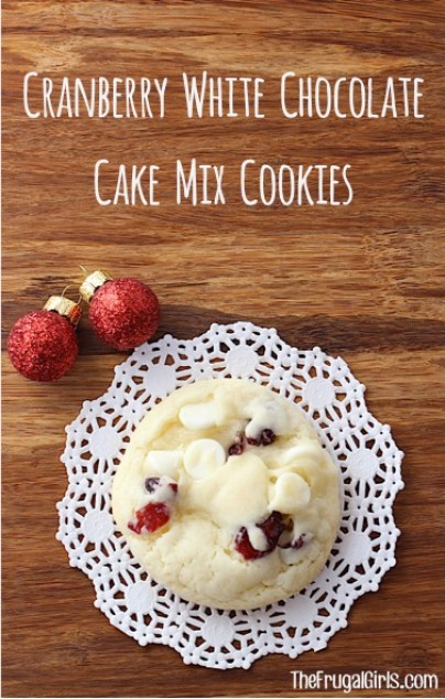 18 Easy Christmas Cookie Recipes Using Pre-made Mix
