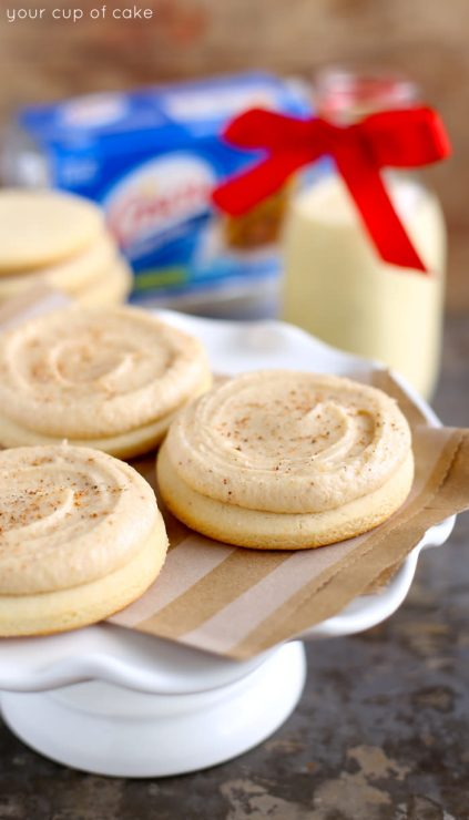 The Most Popular Eggnog Flavored Recipes For Winter