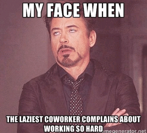 10 Signs Your Coworker Does Not Like You
