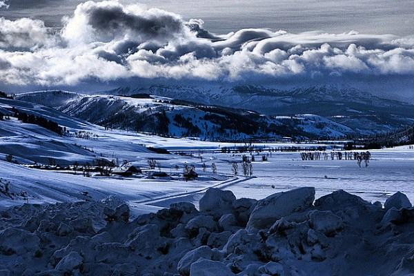 10 Instagram Winter Spots For Dreamy Shots