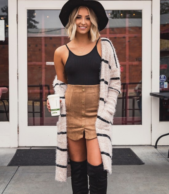 10 Cute Skirt Trends This Winter