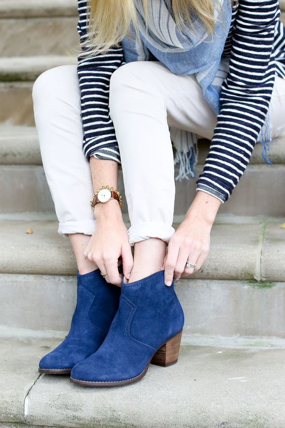 10 Cute Booties You Need For This Fall
