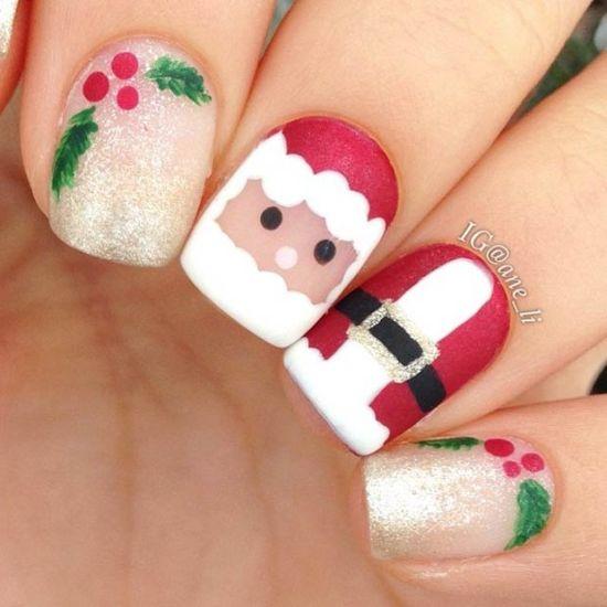 Christmas Nail Polish Ideas Perfect For This Holiday Season