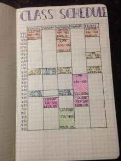 Tips To Stay Organized With A Busy College Schedule